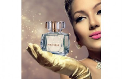 Golden Rose Gold Star E.D.P 100ml