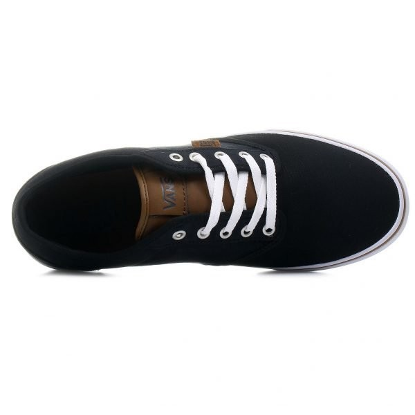 d2874dcac2f190 ... VANS - ATWOOD CL BLACK CHECK ...