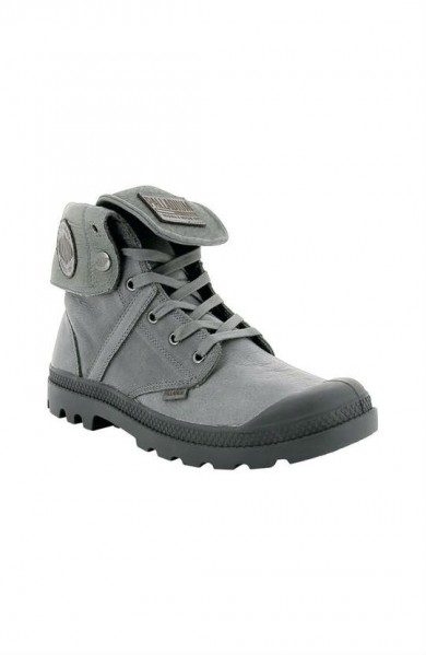 Palladium - נעלי פלדיום עור PALLABROUSE BAGGY L2 -