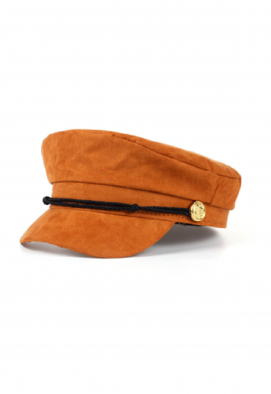 Bella Hat in Brown