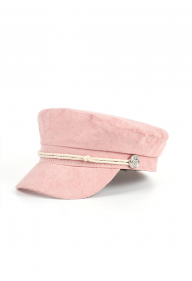 Bella Hat in Baby Pink