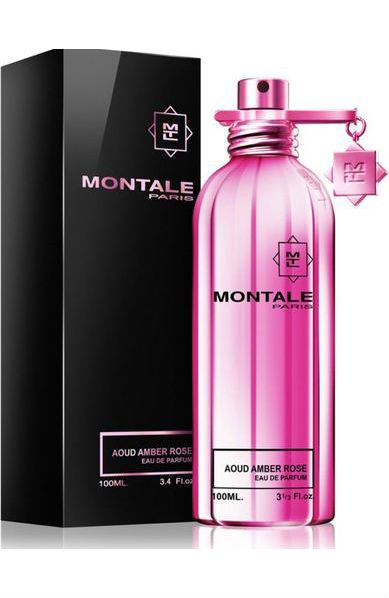 montale aoud amber rose 100 ml