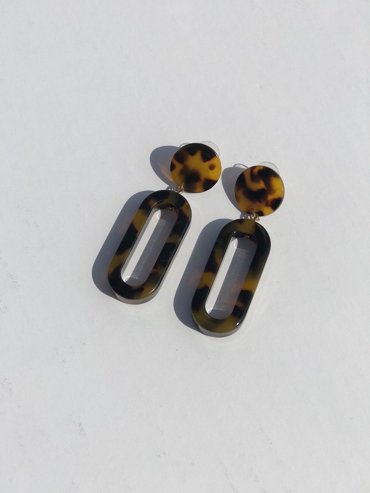 Jenny Earrings Geometric