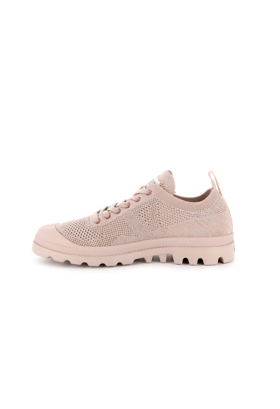 סניקרס פלדיום בצבע ורוד OX LITE KNIT W ROSE DUST/